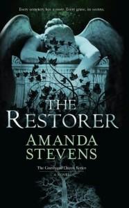 Restorer by Amanda Stevens