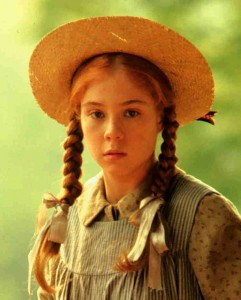 Anne of Green Gables is Myers-Briggs INFJ