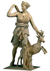 Artemis INTJ