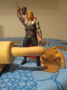 Thor baking